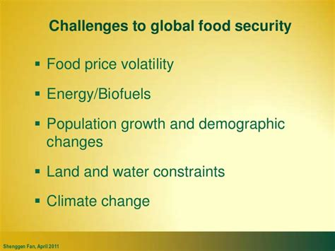 global security challenge global food security challenges and opportunities