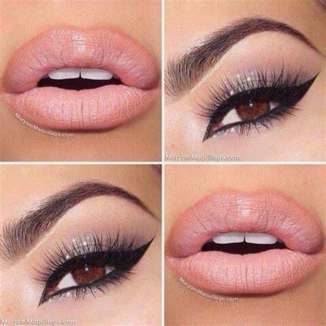 Eyeliner Silver Pixy gorgeous pink silver eyeshadow winged eyeliner