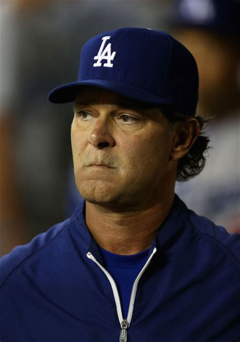 don mattingly pictures los angeles dodgers v arizona