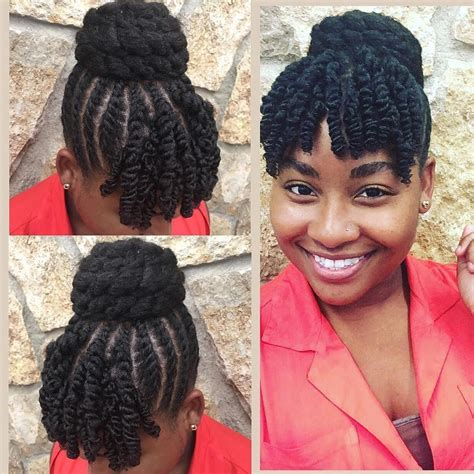 diy hairstyles for transitioning hair 15 gorgeous protective hairstyles featuring coily hair