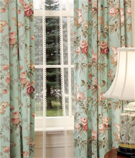 english cottage curtains 17 best images about rose print curtains on pinterest