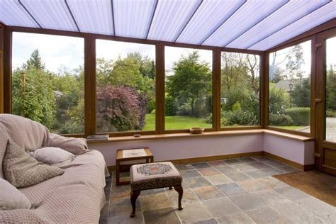 conservatory living room decorating ideas photo  beige