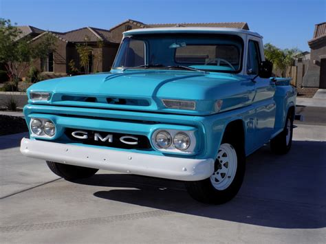 chevy trucks for sale in az 1964 gmc 3 4 ton longbed stepside for sale in creek