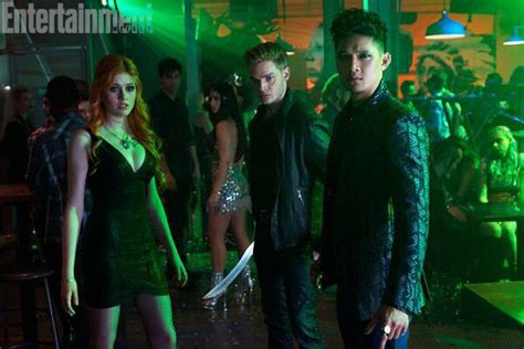 shadowhunters shadowhunters tv show wallpaper 38809769