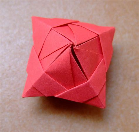 Origami Big Box - origami simple box flickr photo