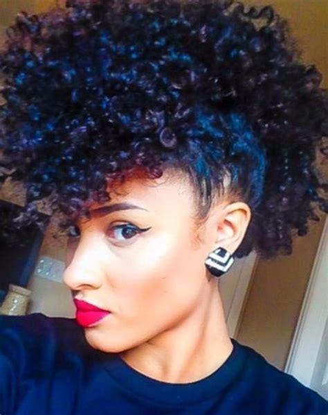 faux mohawk for black women 50 mohawk hairstyles for black women black women hair
