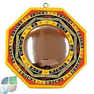 feng shui spiegel gegenüber eingangstür bagua spiegel feng shui ebay