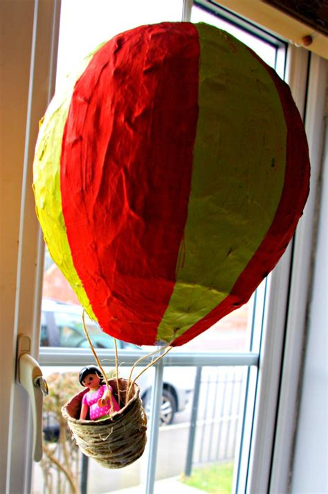 How To Make Paper Mache Balloon - 40 paper mache balloon diys guide patterns