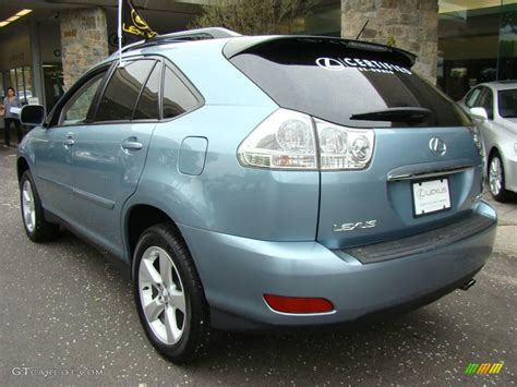 lexus rx blue 2006 breakwater blue metallic lexus rx 330 awd 8540002