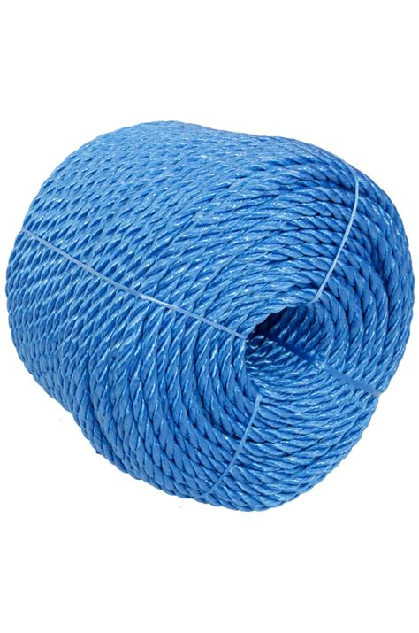 6mm Polypropylene Rope - 30mtr coil of 6mm polypropylene rope ppr6mm 30mtr