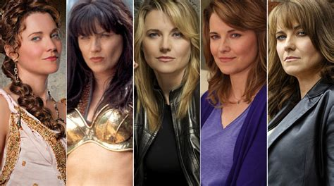 lucy lawless in spiderman celebrate lucy lawless birthday with 10 times she was the