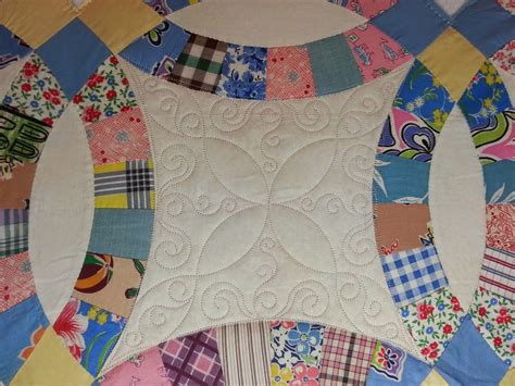 Quilting Designs For Wedding Ring by Wedding Ring Cline Quilting