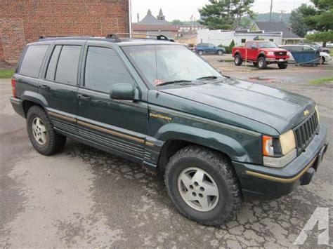 1993 Jeep Grand Laredo 1993 Jeep Grand Laredo For Sale In Byesville