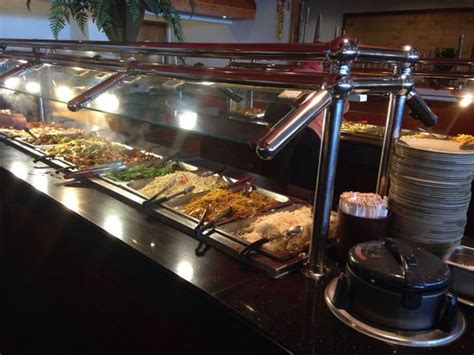 sushi buffet parma display of salads picture of kumo japanese seafood buffet parma tripadvisor