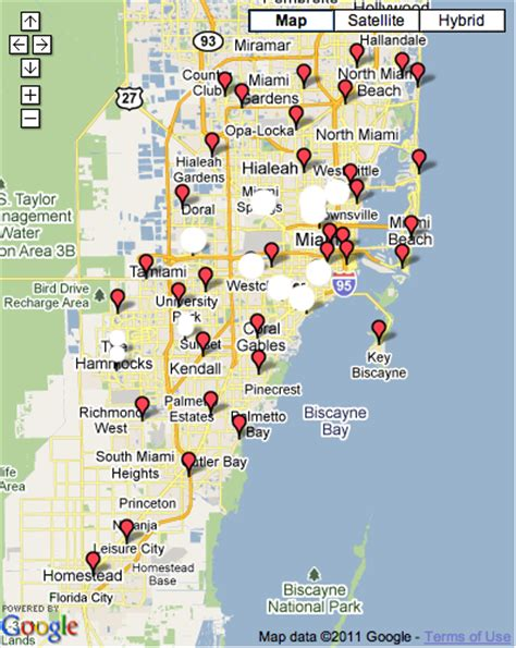 Miami Dade Search Miami Dade County Cities Images