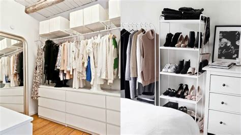 hacer un vestidor ideas para vestidores vestidores abiertos ideas para