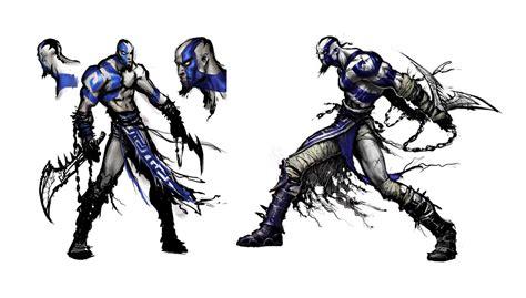 el tatuaje de kratos estuvo a punto de ser de color azul