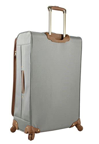 steve madden luggage 3 softside spinner suitcase set collection one size harlo gray