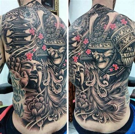 full back tattoo 60 dashing buddhist tattoos on back