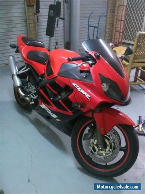 honda cbr 600cc for sale honda cbr f4i 600 for sale in australia