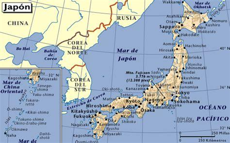 imagenes del pais japon mapas de asia mapas mapa