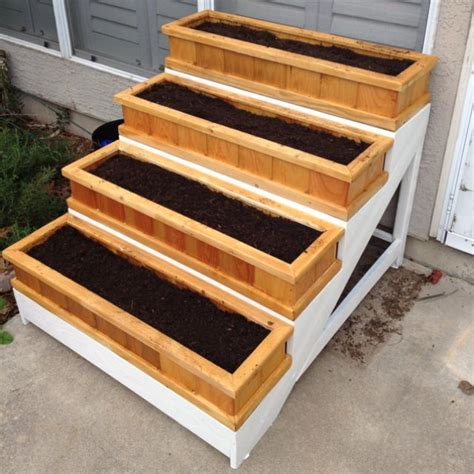 Cool Planter Boxes by Planter Box Home Decor Idears
