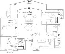 Small House Plans With Open Floor Plan Home Design 81 Enchanting Small House Open Floor Planss