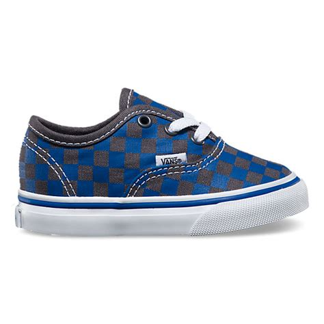 vans pattern shop toddlers checkerboard authentic shop toddler shoes at vans