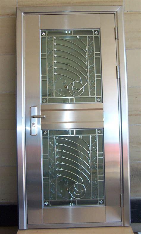 pin  steel doors