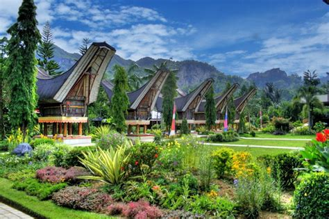 Different Houses Panoramio Photo Of Alang Di Pelataran Misiliana Toraja Hotel