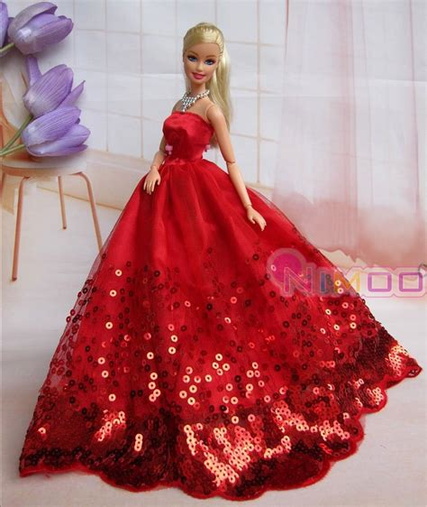 Barby Dress new for dress wedding dress clothes gown for doll a z103 free shipping