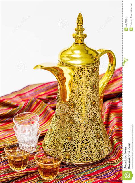 arabic coffee pot stock photo image  dallet arab