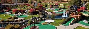 Mini Golf Miniature Golf Web Icicle Junction Leavenworth Wa
