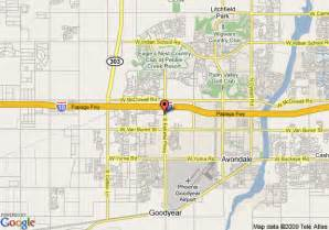 Goodyear Arizona Map by Goodyear Arizona Map Pictures To Pin On Pinterest Pinsdaddy