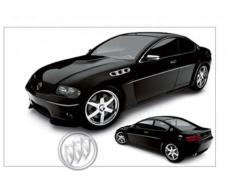 Buick Gnx Concept by 2008 Buick Gnx Concept News Top Speed