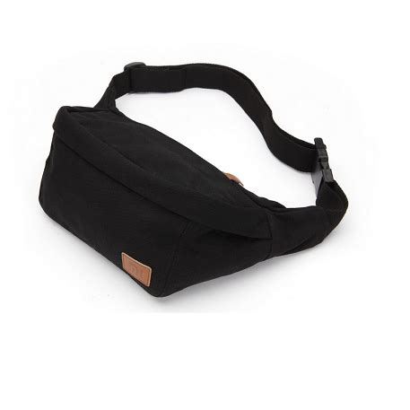 Simple Search Michigan Xiaomi Mi Simple Canvas Waist Bag Black Reviews Price Buy At Nis Store
