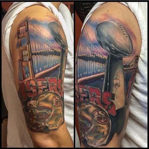 49ers tattoo designs 190 best 49er tattoos images on ideas