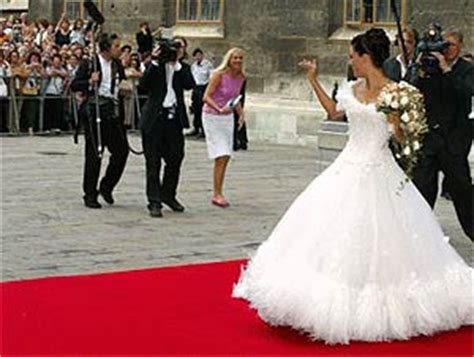 Hochzeit Verona Pooth by Just Married Trends F 252 R Heiratslustige Wien Magazin