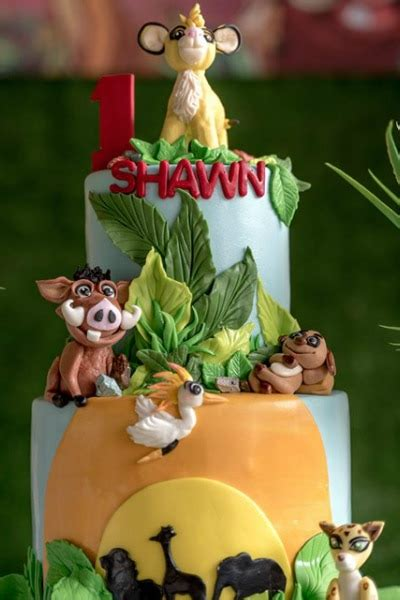 lion king themed birthday party pretty  party party ideas