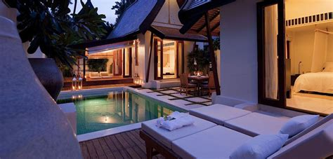2 bedroom pool villa sala samui thailand feel good holidays