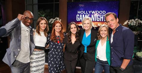 celebrity game shows on tv hollywood game night season five renewal for nbc game