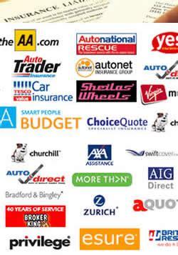Insurance Company: Car Insurance Companies List Uk