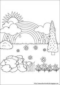 nature coloring pages nature coloring pages educational coloring