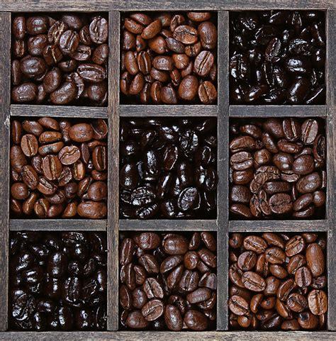 Range Coffee Bean what s the difference between light medium roast