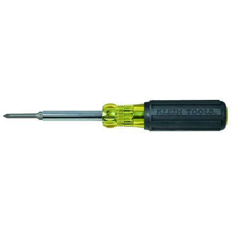 driver tools klein tools 32560 standard extended reach multi bit screwdriver nut driver kiesub electronics