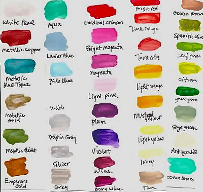 best colour names from paint to nail polish welcome to the world of naming