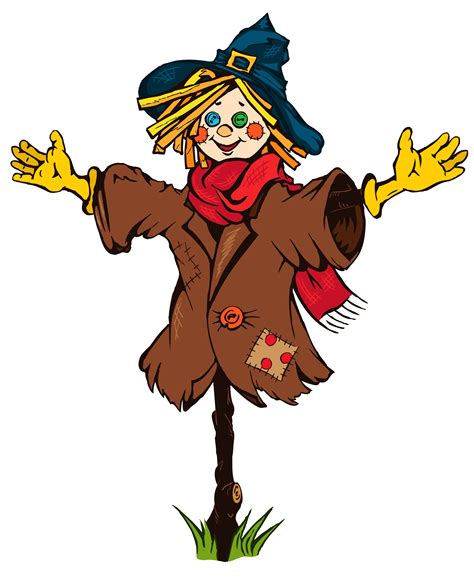 clipart of clipart scarecrow clipart best