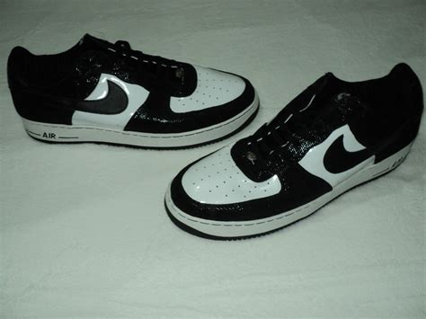 shoes size 1 nwob brand new nike air 1 tuxedo shoes size 18 from