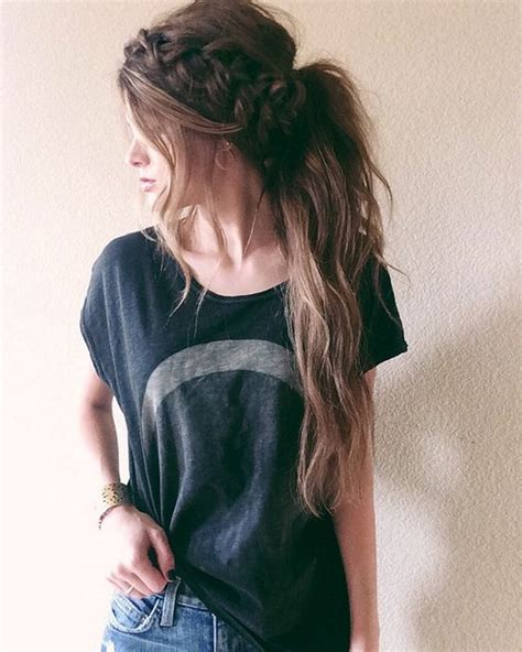 Chic Hairstyles by 13 Chic Boho Hairstyles Must Try This Summer For