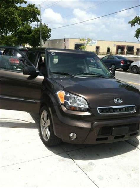 Kia Soul 2 Door Buy Used 2011 Kia Soul Plus Hatchback 4 Door 2 0l In Miami